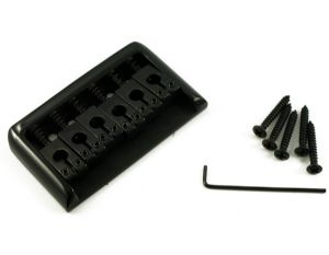 HUMBUCKER SPEC FIXED BRIDGE BLACK
